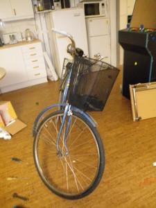 Cykel i spacet