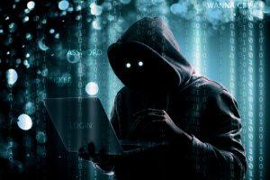 Spooky hacker